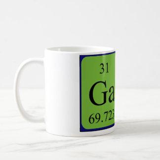 Gabi periodic table name mug