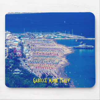 gabicce mare italy mouse pad