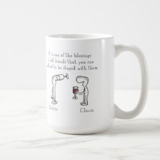 Gabie and Clovis Coffee Mugs