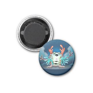 GABINATOR MONSTER MAGNET Small, 1¼ Inch