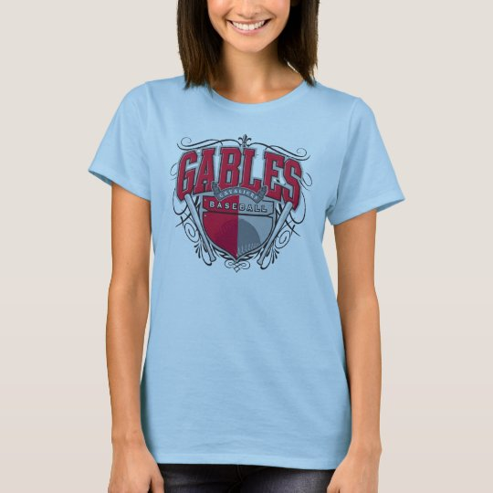 Gables Crest Emblem T-Shirt