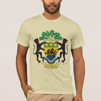 Gabon Coat of Arms T-shirt