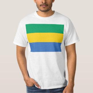 Gabon Flag GA Gabonese Republic T-Shirt