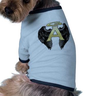Gabriel Angel Design Wings Logo Doggie Tee