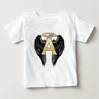 Gabriel Angel Design Wings Logo T Shirt