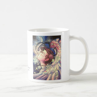 Gabriel Closeup Basic White Mug