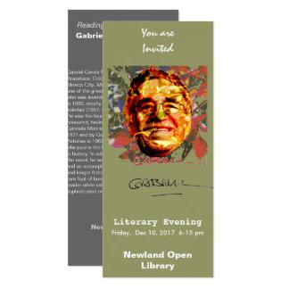 Gabriel García Márquez Card