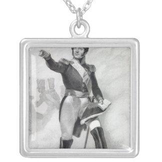 Gabriel Jean Joseph Molitor Silver Plated Necklace