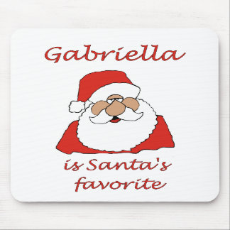 gabriella Christmas Mouse Mat