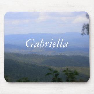 Gabriella Mouse Pad