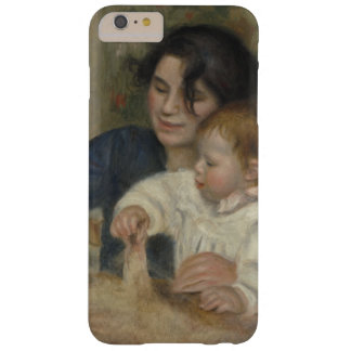 Gabrielle and Jean by Pierre-Auguste Renoir iPhone 6 Plus Case
