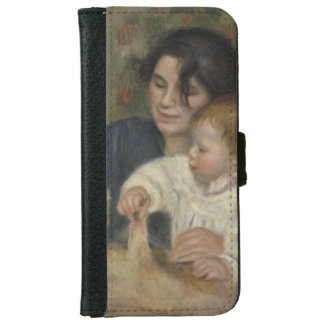 Gabrielle and Jean by Pierre-Auguste Renoir iPhone 6 Wallet Case