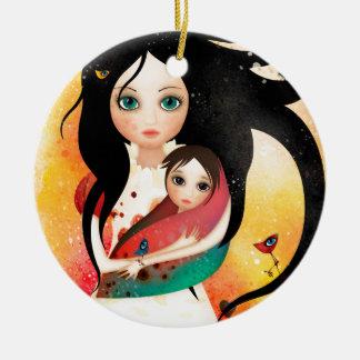 Gabriel's Mother Christmas Ornament