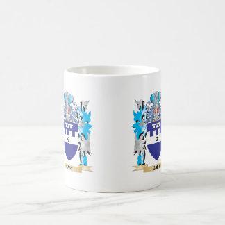 Gaby Coat of Arms - Family Crest Basic White Mug