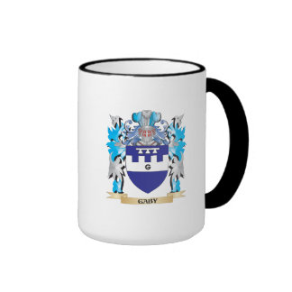 Gaby Coat of Arms - Family Crest Coffee Mugs