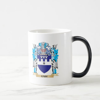 Gaby Coat of Arms - Family Crest Morphing Mug