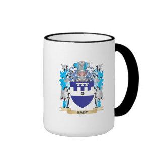 Gaby Coat of Arms - Family Crest Ringer Mug