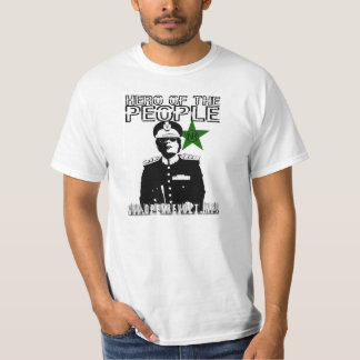 Gaddafi:  Hero of the People! T-Shirt
