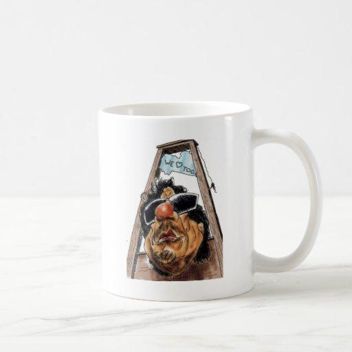 Gaddafi Libya Love u Coffee Mugs