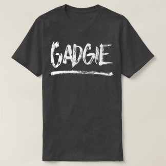 Gadgie Newcastle Geordie Dialect Tee