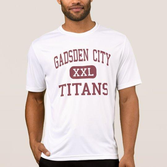Gadsden City - Titans - High - Gadsden Alabama T-Shirt