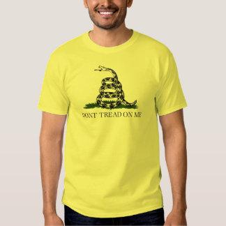 Gadsden - Dont Tread on Me T Shirt