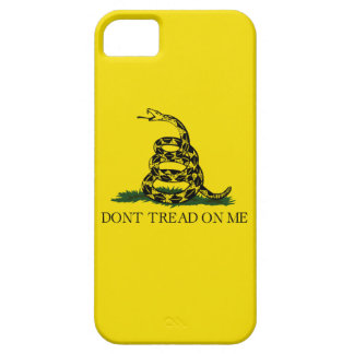 Gadsden Flag iPhone 5 Covers