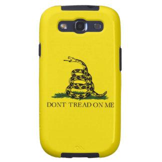 Gadsden Flag Galaxy S3 Case