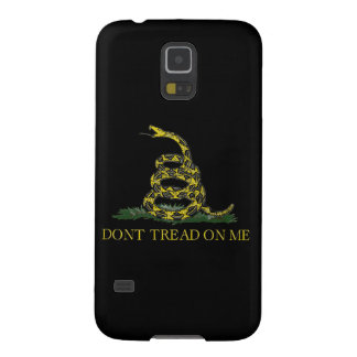 Gadsden Flag Coiled Snake Cases For Galaxy S5