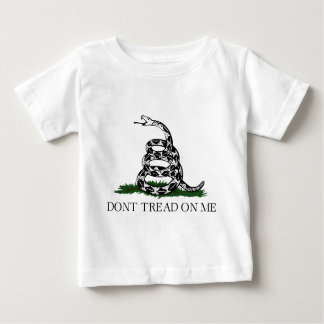"Gadsden Flag ""Don't Tread On Me"" Baby T-Shirt"