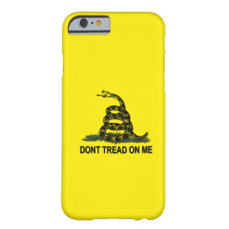 Gadsden Flag Dont Tread On Me Barely There iPhone 6 Case
