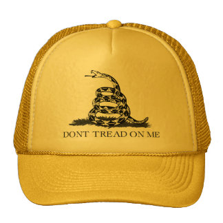 "Gadsden Flag ""Don't Tread On Me"" Cap"