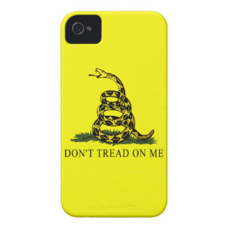 Gadsden Flag Dont Tread On Me iPhone 4 Cover