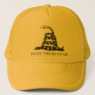 "Gadsden Flag ""Don't Tread On Me"" Trucker Hat"