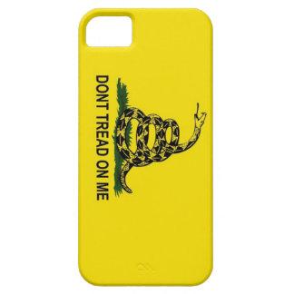 Gadsden Flag iPhone 5 Case