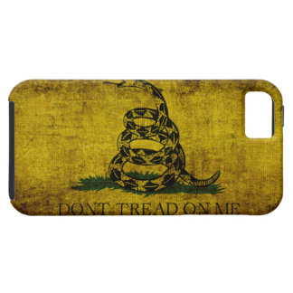 Gadsden Flag iPhone 5 Cover