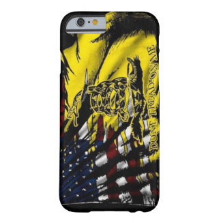 Gadsden Flag iPhone 6 case