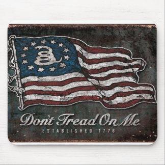 Gadsden Flag - Liberty Or Death Mouse Pad