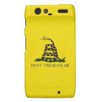 Gadsden Flag Motorola Droid RAZR Case