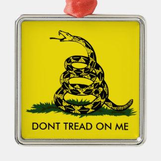 Gadsden Flag Ornament