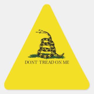 Gadsden Flag Sticker