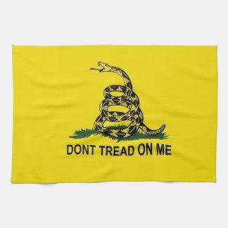Gadsden Flag Towels