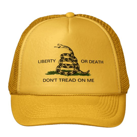 Gadsden Liberty or Death Don't Tread On Me