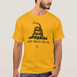 Gadsden Rattler, DONT TREAD ON ME, Will Bratton T-Shirt
