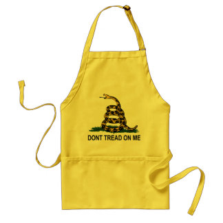 "Gadsden Rattlesnake ""Don't Tread On Me"" Standard Apron"