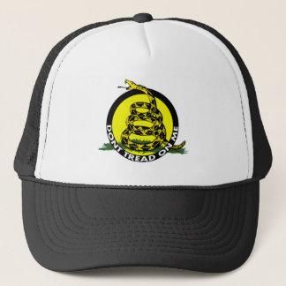 Gadsden Symbol - Don't Tread On Me Trucker Hat