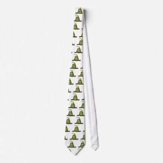 Gadsden Symbol Tie
