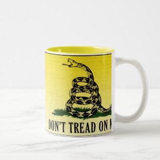 Gadsden - Tea Party Like It s 1773 Mug