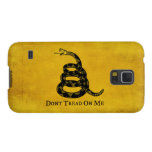 Gadsden Vintage Flag iPhone Case Galaxy S5 Covers