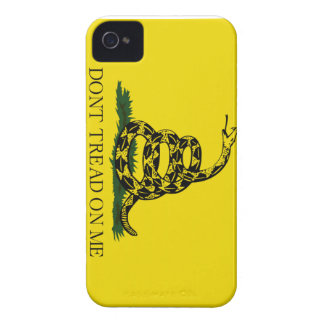 Gadsen Flag iPhone 4 Covers
